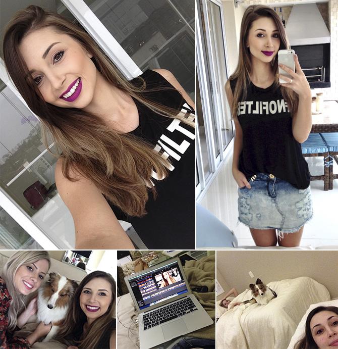 1-vlog são paulo hair brasil amanda domenico babi sabbag