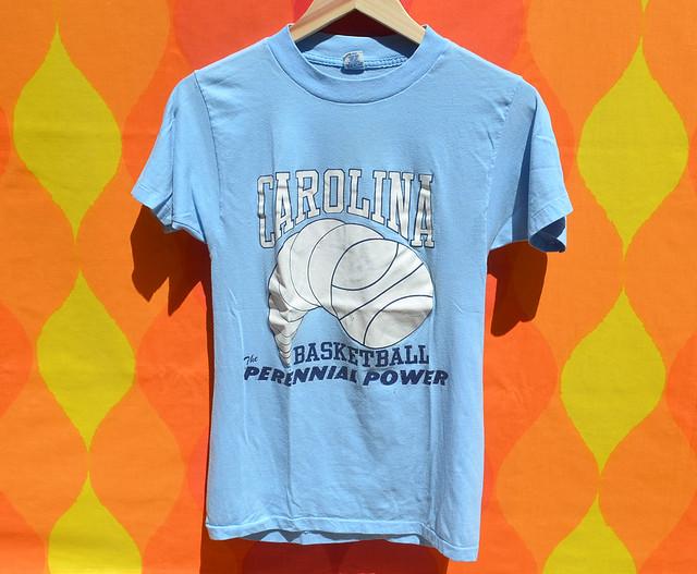 carolina basketball perennial power