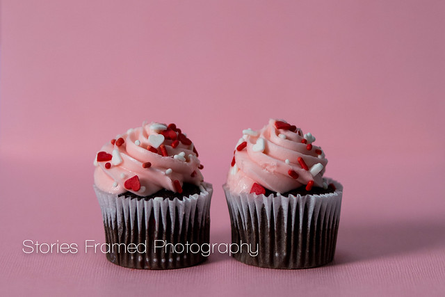 45. | love cupcakes.