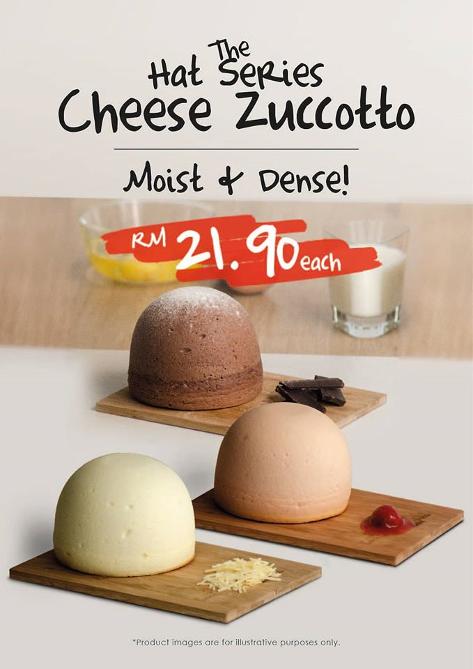 Uncle Tetsu  Cheese Zuccotto - Review - prices