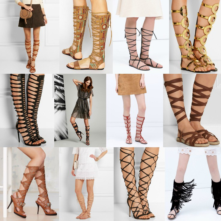 Colllage gladiator sandals2
