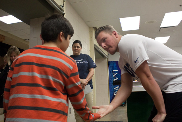 Pat McAfee Fuel Up To Play 60
