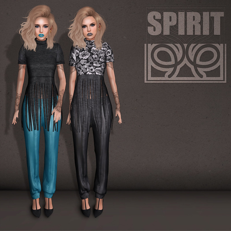 SPIRIT - Birdy outfit