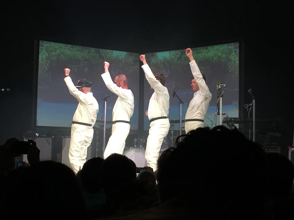 OK Go live 11