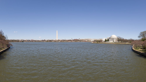 National Mall Tidal Basin