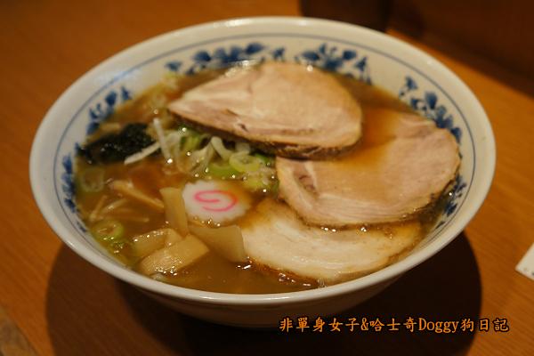 日本京都拉麵小路大勝軒11