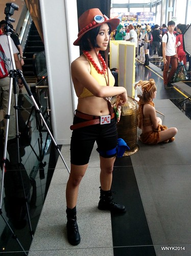 Cosplayer X