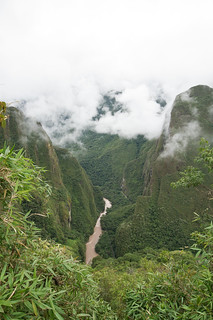 Machu Picchu - Blick ins Urubamba Tal | Roland Krinner