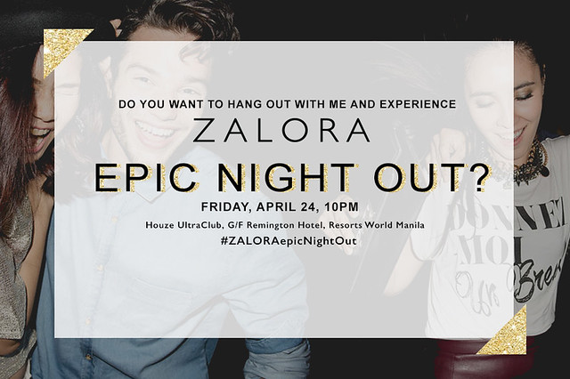 ZALORA EPIC NIGHT OUT