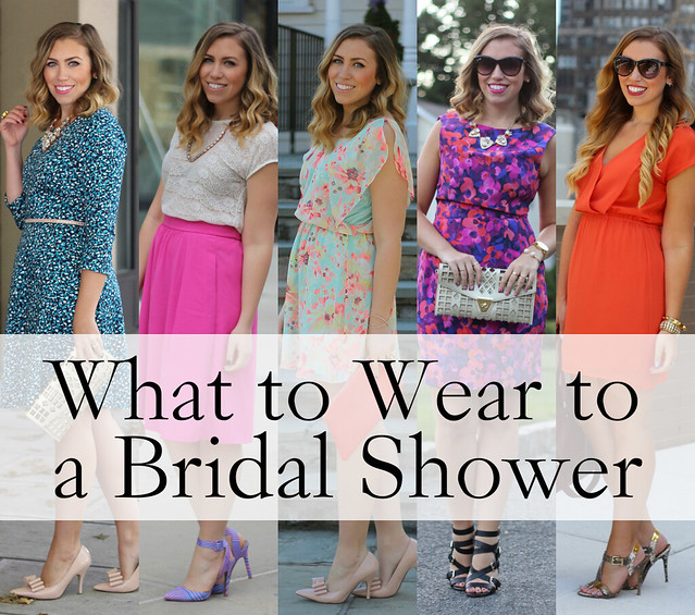 what to wear to a bridal shower living after midnite