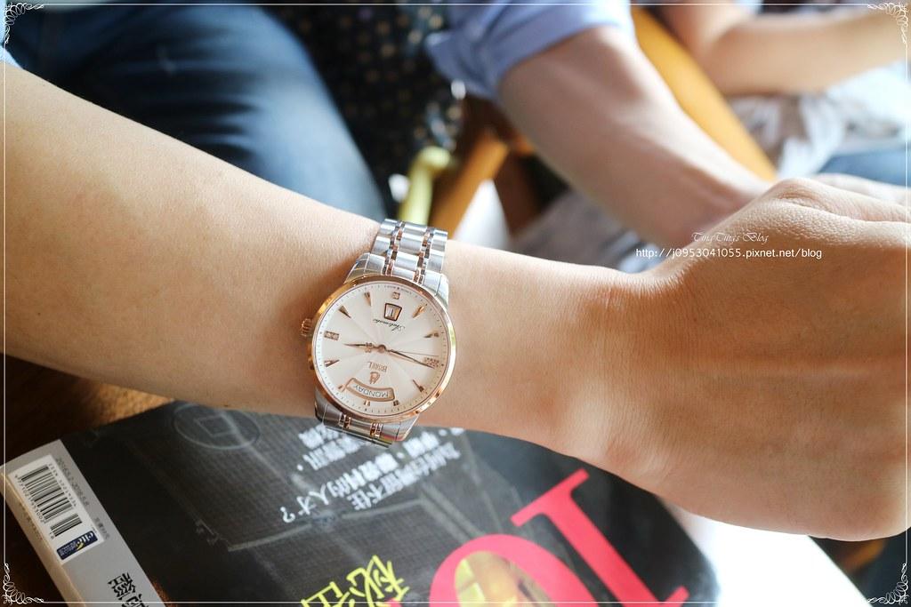 瑞士依波路表1605周年情侶對錶 (7)