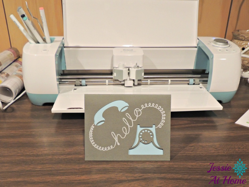 New-Cricut-First-Project