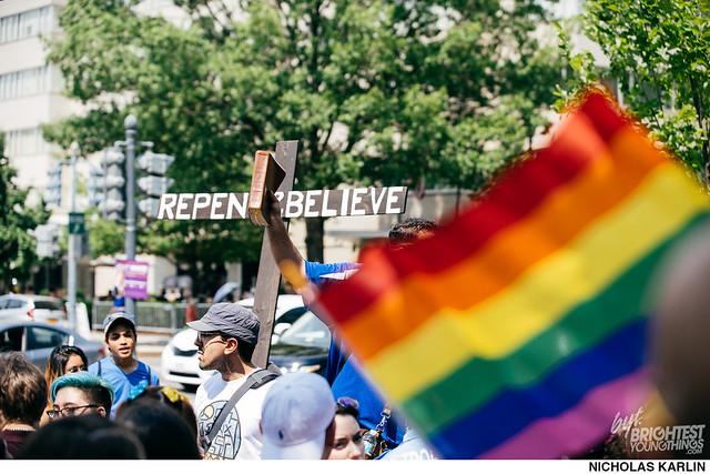Pride Parade 2016-2