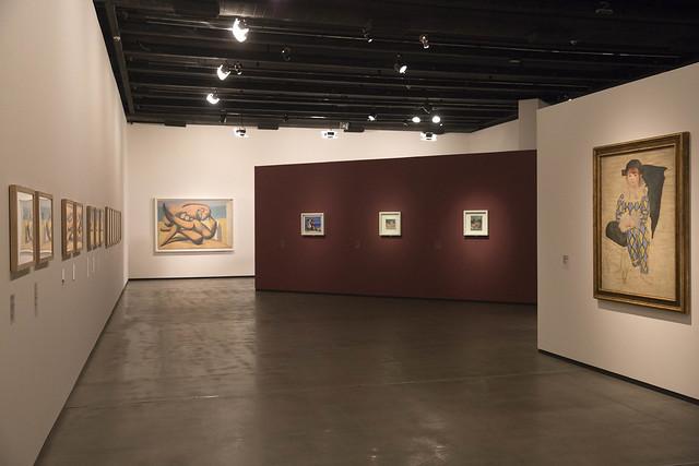 Exposición de Picasso en Brasil
