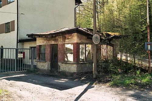 Usher's forsaken cottage