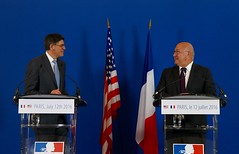 U.S. Department of the Treasury: Treasury Secretary Jacob J. Lew at a joint press availability following a bilateral conversation with French Finance Minister Michel Sapin (Tuesday Jul 12, 2016, 12:56 PM)