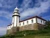 Faro on Isla de Ons, Galicia