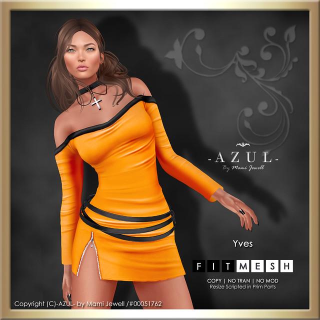 (IMAGE) Yves (c)-AZUL-byMamiJewell