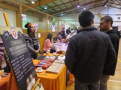 Feria Creaciones en la UCSC