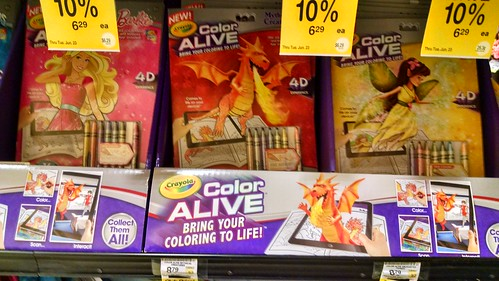 Crayola Color Alive
