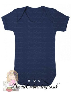 Body Suit - Navy copy