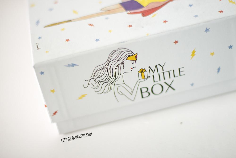 My little super box - mars 2015
