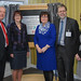 The official opening of Ayrshire College's Skills Centre of Excellence