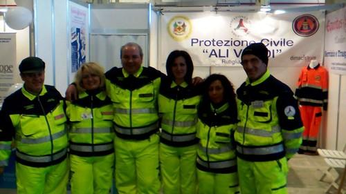 ali verdi rutigliano 5 protezione civile