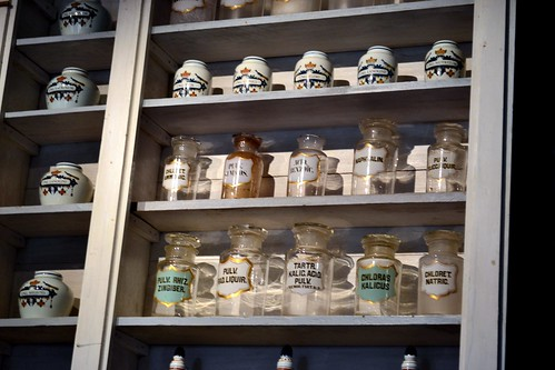 old apothocary