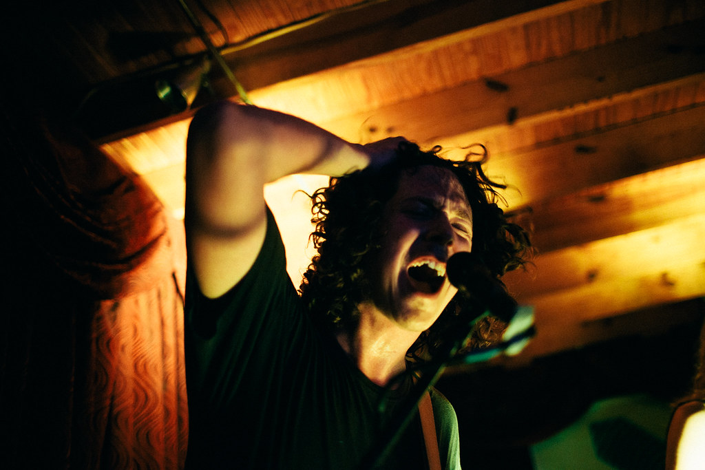 Icky Blossoms at Red Eyed Fly | SXSW 2015 | 3.21.2015