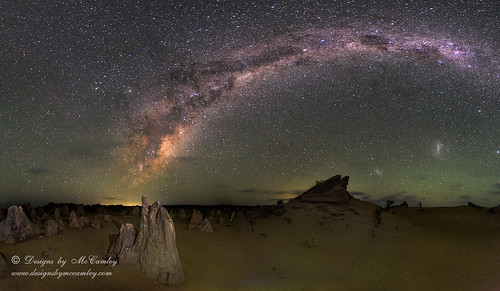 Milky Pinnacles