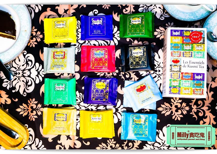 KUSMI TEA 特選暢銷風味茶包組0014