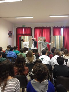 a.s. 2014 2015 Teatro in lingua inglese