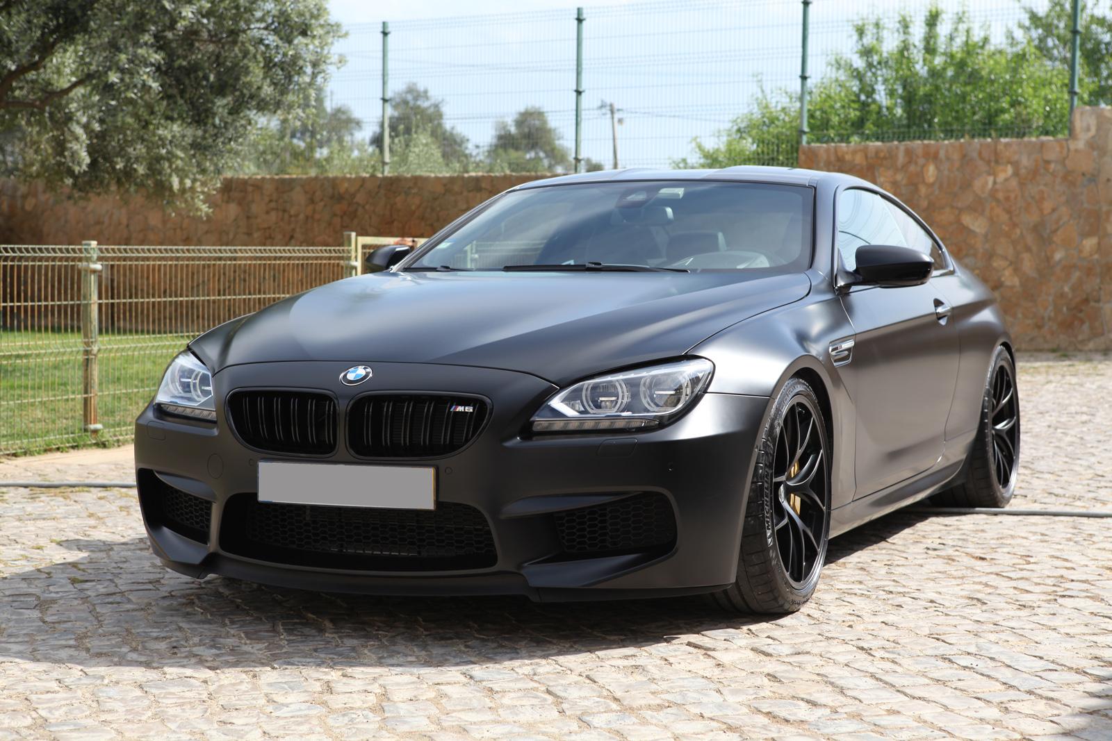My M6 Coupe Frozen Black 6post Com Bmw 6 Series Forum