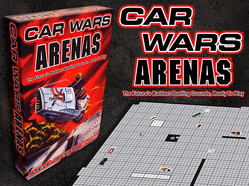 011 Car Wars Arenas Kickstarter