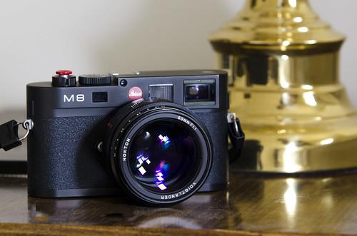 Leica M8 + Voigtlander Nokton 50mm f/1.1