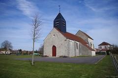 Eglise de Courtacon - Photo of Bannost-Villegagnon