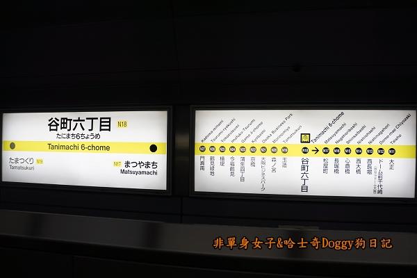 日本大阪道堀頓心齋橋015