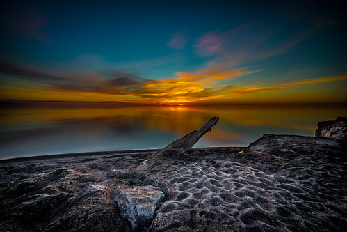morning winter sunrise illinois lakemichigan sonya7