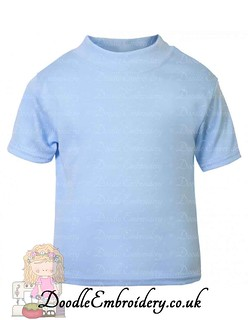 T-shirt - Blue copy