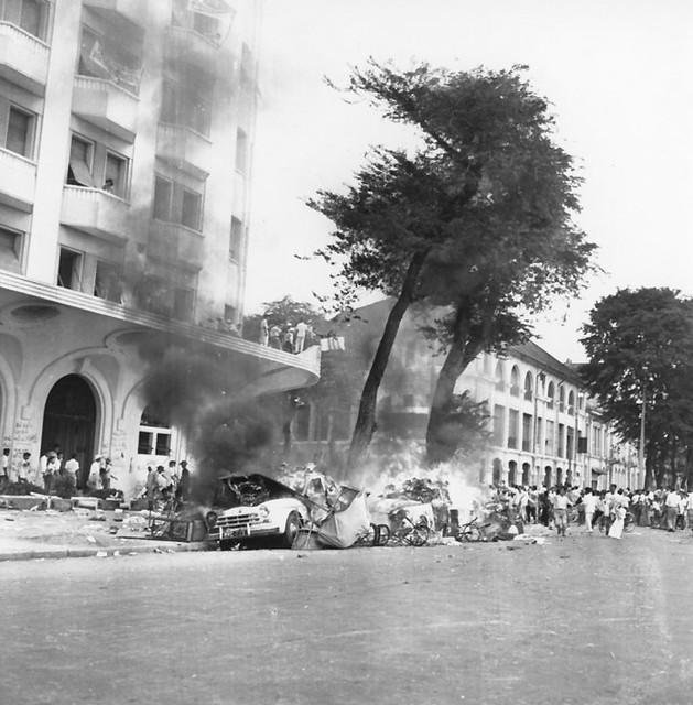 Saigon 1955 - Hôtel Majestic