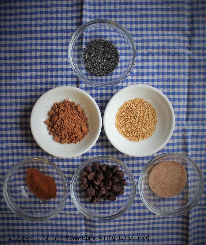 Fondant Decorating Ingredients