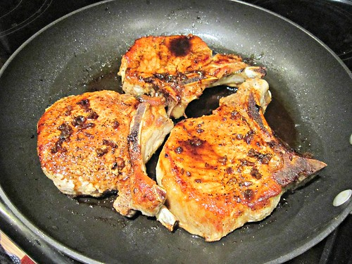 Balsamic Honey Pork Chops