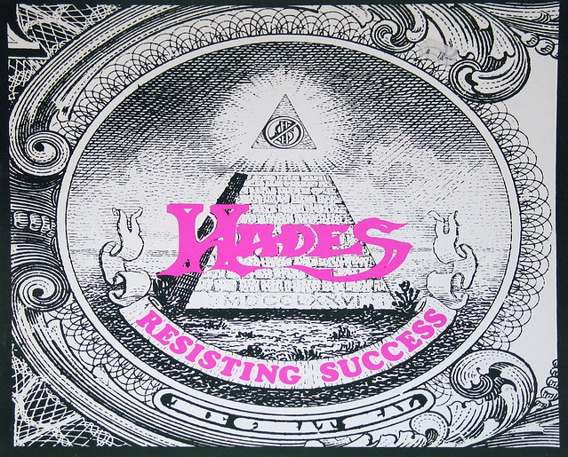 "HADES RESISTING SUCCESS 12"" Vinyl LP"
