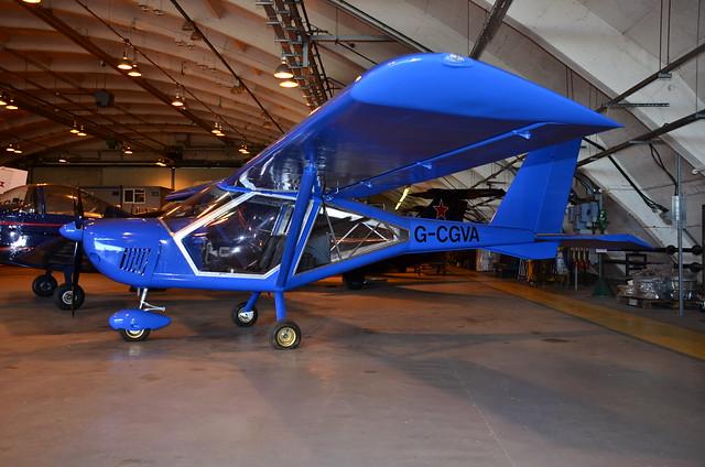 G-CGVA Aeroprakt A22