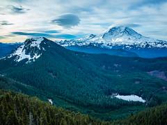 Summit Ridge - Mt. Rainier