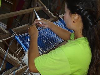 Preparing fibers for dyeing