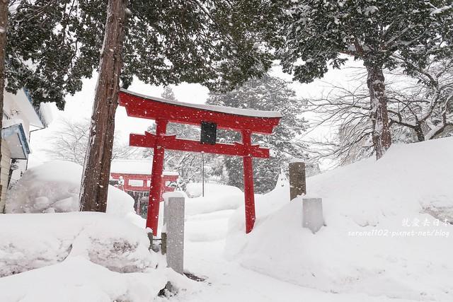 20150214米澤雪燈籠-04米澤市區-1260403