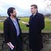 Baldoyle Aodhán Ó Ríordáin and Brian McDonagh 02