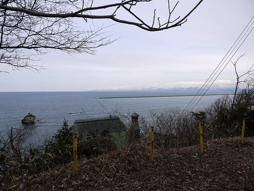 sea lighthouse coast 日本 toyama 富山県 高岡市